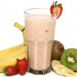 Fruit-and-milk diet